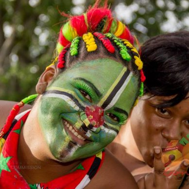 Antigua Carnival, the premium summer carnival