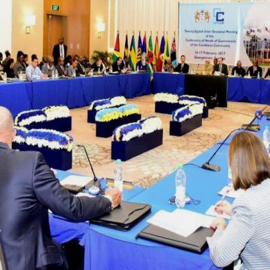 28th Inter-sessional Heads of Govt of CARICOM