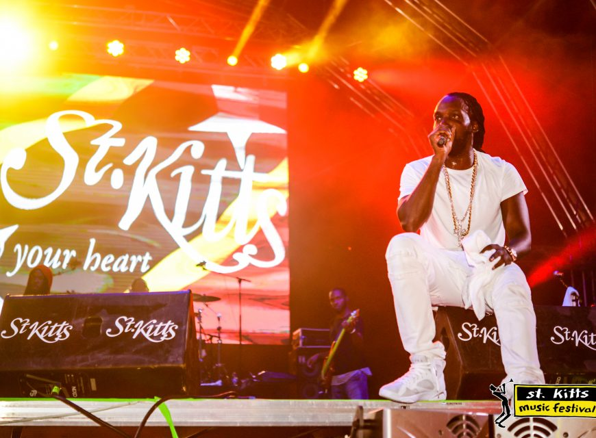 St. Kitts Music Festival - Friday Night performances, June 23 2017