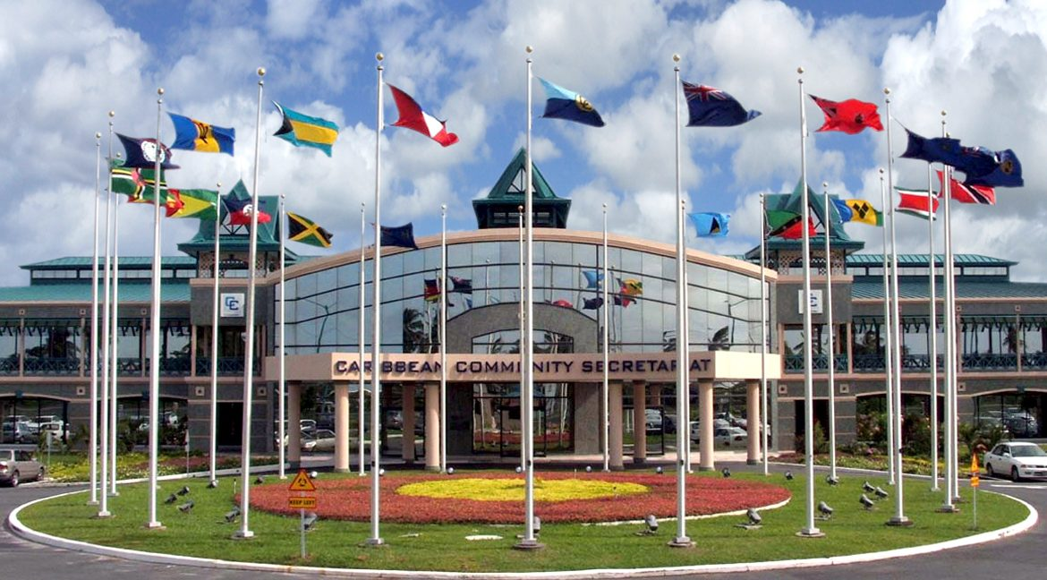 CARICOM Heads of Government coverage on CaribVision