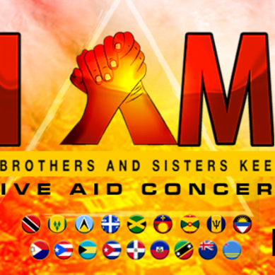 """I AM"" – Caribbean Hurricane Relief Benefit Concert – October 29th"