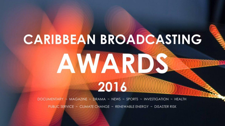 CBU Broadcasting Awards 2016 at 8pm