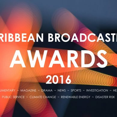 CBU Broadcasting Awards 2016 at 8pm