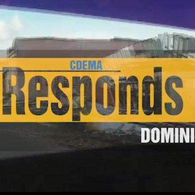 CDEMA Responds: Dominica