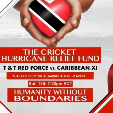 LIVE Charity Cricket Twenty20 Match, October 14