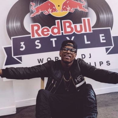 The DJ Puffy Bus Tour-Red Bull 3 Style