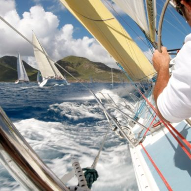 Antigua Sailing Week 2018