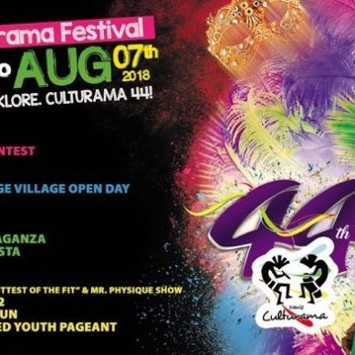Nevis Culturama 44 Media Launch