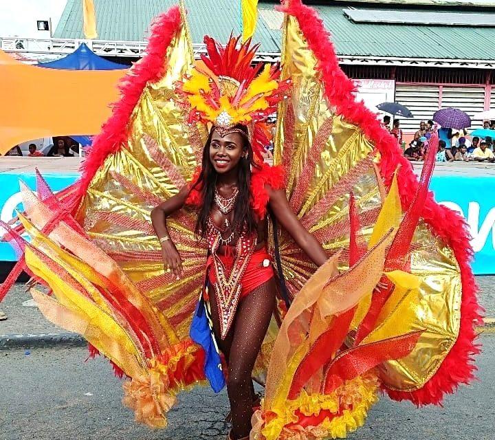 Francois Illas New Tradition: St. Lucia Carnival 2018