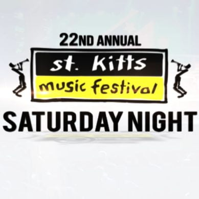 St  Kitts Music Festival 2018 – Saturday Night Highlights