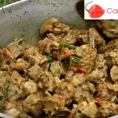 The Ultimate Curry Duck Recipe with CaribbeanPot