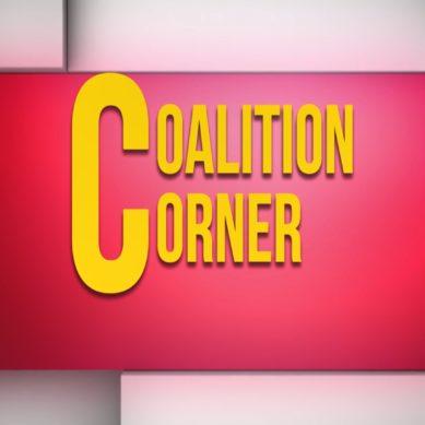 Coalition Corner premieres November 11