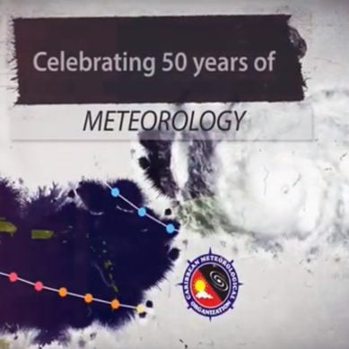 Celebrating 50 Years of Meteorology