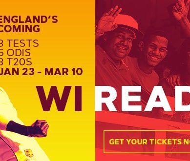 Caribbean Fan TV England in Windies Test 1-Day 1 Summary