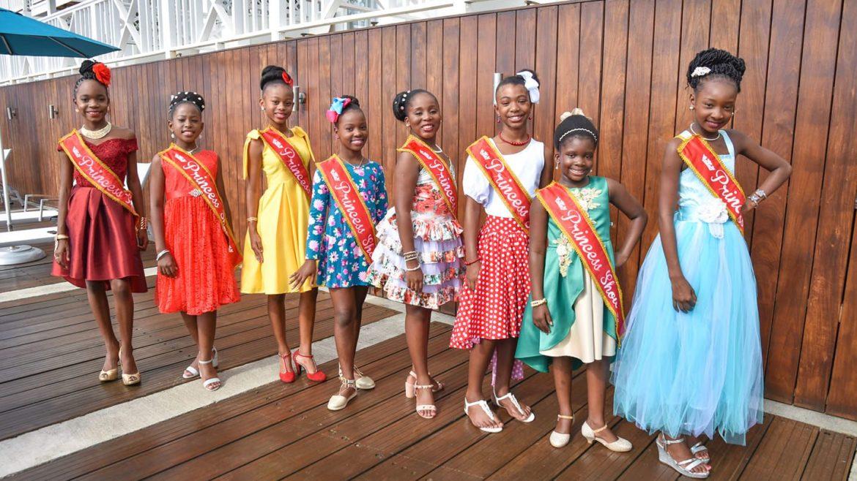 Dominica Carnival Princess Show on Comeseetv