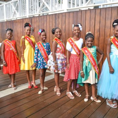 Dominica Carnival Princess Show on Comeseetv