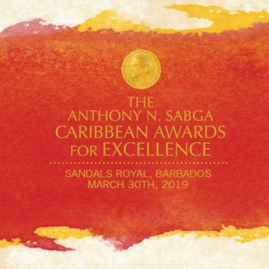 Anthony N Sabga Caribbean Awards on April 21