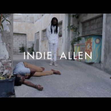 Video Spotlight: Indie Allen 'The West'