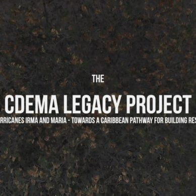 CDEMA Legacy Project