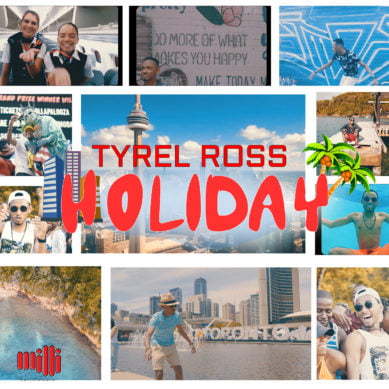 "Video Spotlight: Tyrel Ross ""Holiday"""