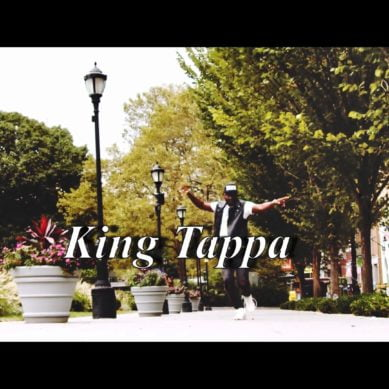 Video Spotlight: King Tappa 'Feeling the Vibes'