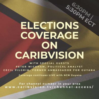 CMC Guyana Elections Coverage