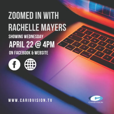 Zoomed In with Rachelle Mayers