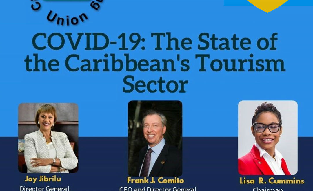 CBU Webinar on COVID-19: The State of the Caribbean Tourism