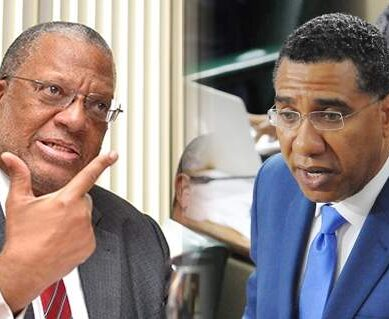Jamaica Debates: Leadership Debate