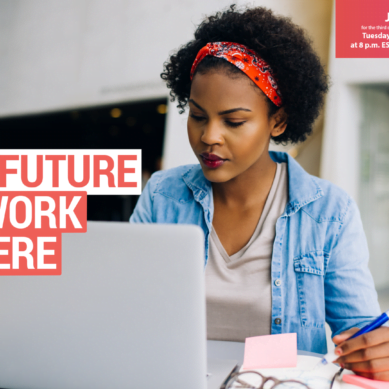 Caribbean Economic Forum – The Future of Work