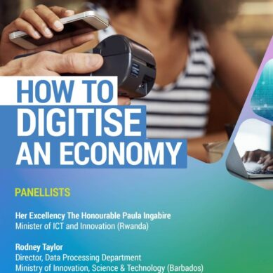 Caribbean Economic Forum – How to Digitize an Economy