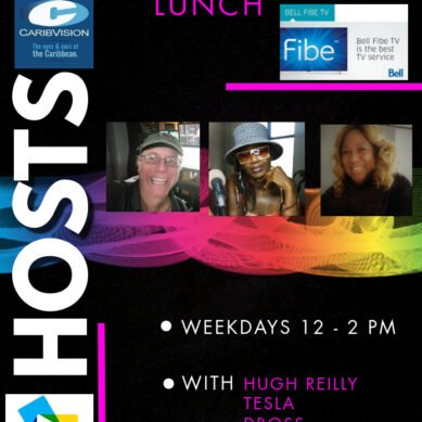 Caribbean Liquid Lunch premiering October 5th on CaribVision