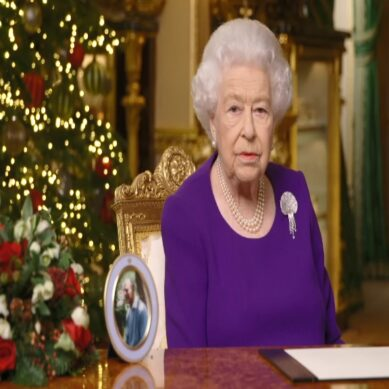 Queen's Christmas Message 2020