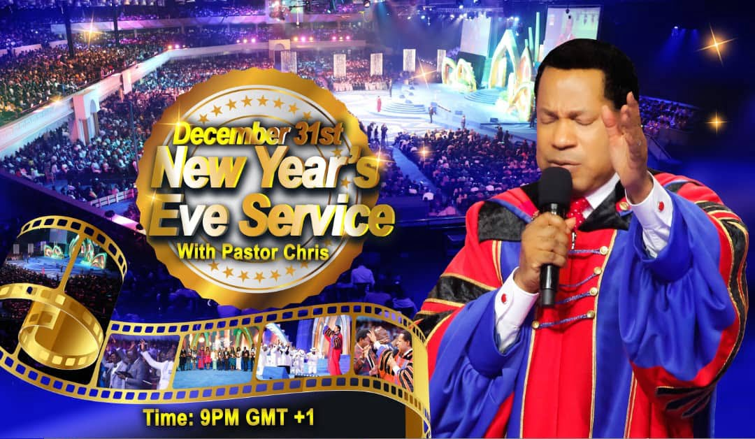 New Year's Eve Service with Pastor Chris