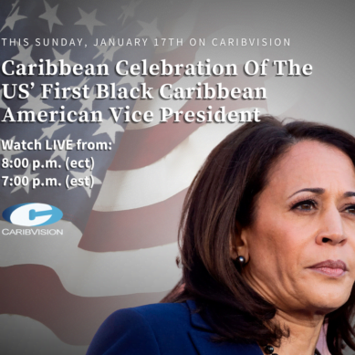 Caribbean Celebration Of The US' First Black Caribbean American Vice President