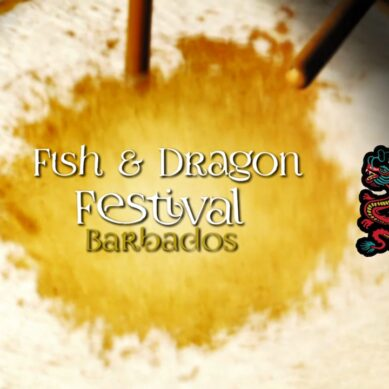 Celebration of the Chinese New Year. The Fish and Dragon Festival 2021