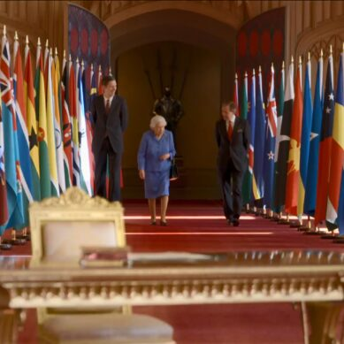 Queen's Commonwealth Speech 2021