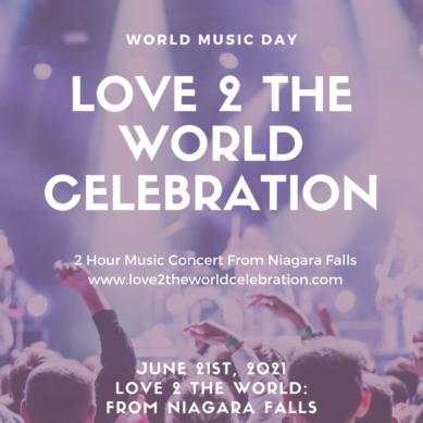 LOVE 2 the World Celebration