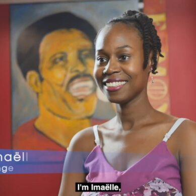 Caribbean Music Camp – Singer Imaelle