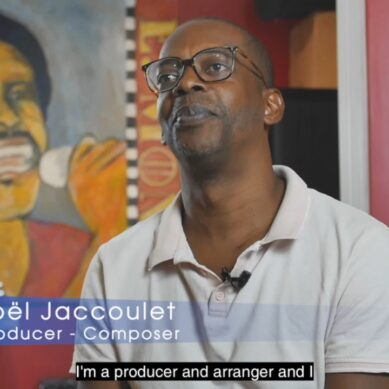 Caribbean Music Camp – Music Producer Jaccoulet